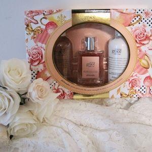 Philosophy Amazing Grace Ballet Rose Gift Set NEW